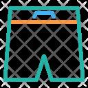 Bermudas Knicker Knickers Icon