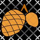 Loquat Fruit Healthy Icon