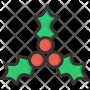 Berries Berry Christmas Icon