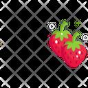 Berries Fruit Healthy Icon