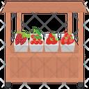 Berries Shop Icon