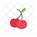 Berry Fruit Juicy Icon