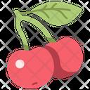 Fruit Vegan Berry Icon