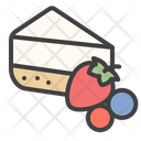 Berry Cheesecake Berries Icon