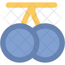 Berry Litchi Fruit Icon