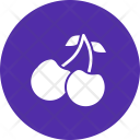 Berry Berries Cherry Icon