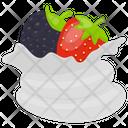 Berry Pavlova Icon