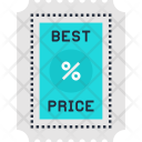 Best Price Discount Icon