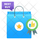 Best Buy Shopping Quality Best Ecommerce Icon