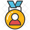 Employee Best Recognition Icon