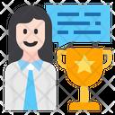 Best Employee Employee Of The Month Employee Icon