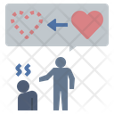 Best Friend Take Care Breaking Heart Icon