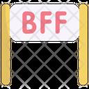 Best Friend Banner Icon