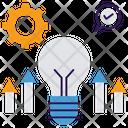 Best Idea Bulb Idea Symbol Icon