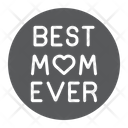 Best Mom Ever Icon