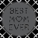 Best Mom Icon