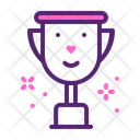 Day Trophy Mother Icon