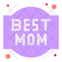 Best Mom Mom Mother Icon