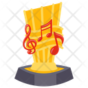 Best Music Award Icon