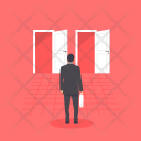 Multidirectional Opportunity Best Icon