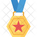 Best Performance Medal Icon