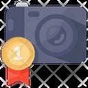 Best Photography Photography Award Photography Reward Icon