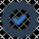 Award Badge Best Quality Icon