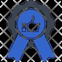 Quality Award Best Icon