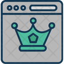 Best Quality Web Best Web King Website Icon