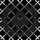 Badge Best Rocket Best Startup Icon