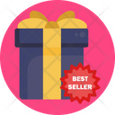 Best Seller Tag Best Seller Black Friday Icon