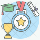 Best Student Student Prize Awards Icon