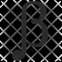 Beta Math Geometry Icon