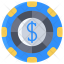 Betting Coin Rupee Icon