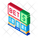 Bet Gamble Game Icon