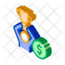Bet Gamble Prize Icon