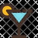 Beverage Bottle Cocktail Icon