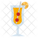 Beverage Cocktail Drink Icon