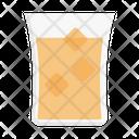 Glass Cold Beverage Icon