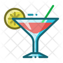 Cocktail Drink Glass Icon