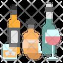 Beverage Drinks Alcohol Icon
