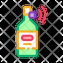 Sensor Bottle Beverage Icon