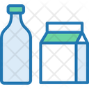 Beverages Bottle Package Icon