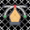 Bezier Design Engineering Icon