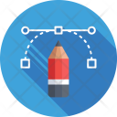 Bezier Tool Pen Icon