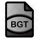 Bgt File Icon