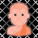 Monk Buddhist Social Icon