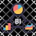 Bi Analytics Automation Icon