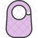 Bib Apron Baby Icon