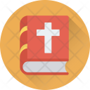 Bible Holy Book Icon